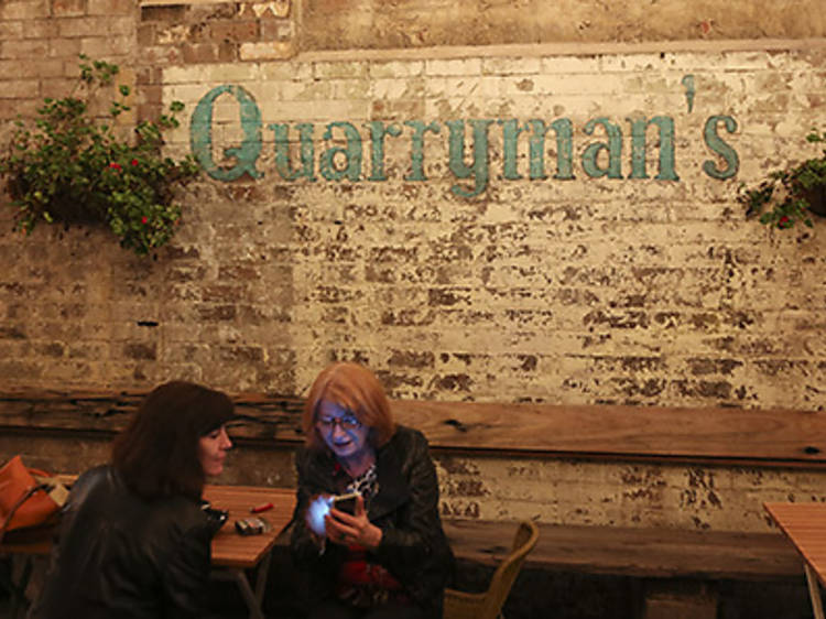 Quarrymans Hotel