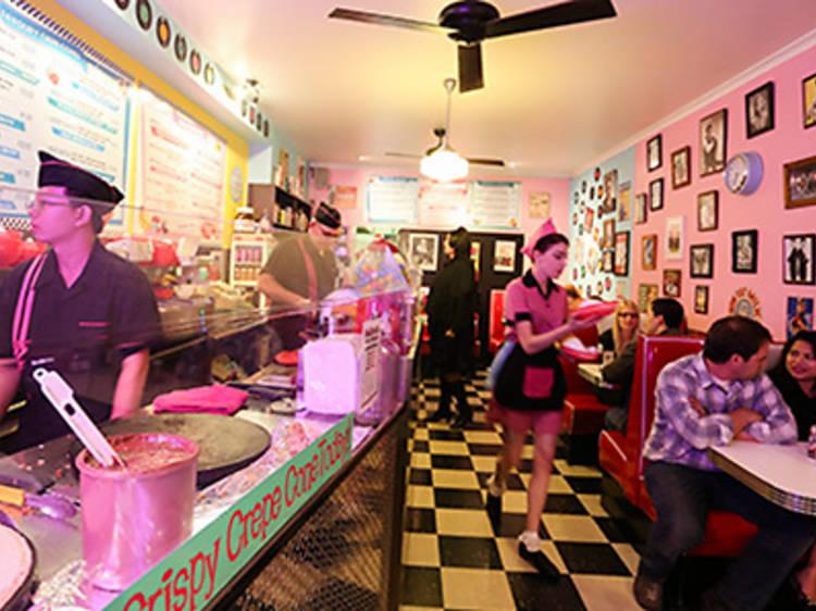 Doughbox Diner
