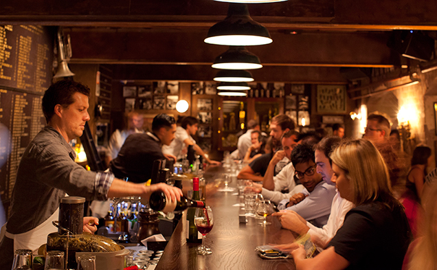 The best underground bars in Sydney