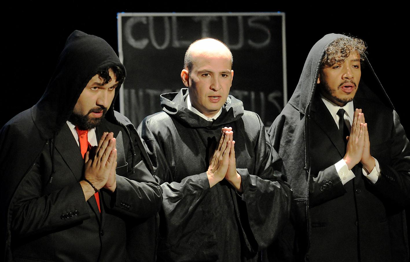 Cultus Interruptus