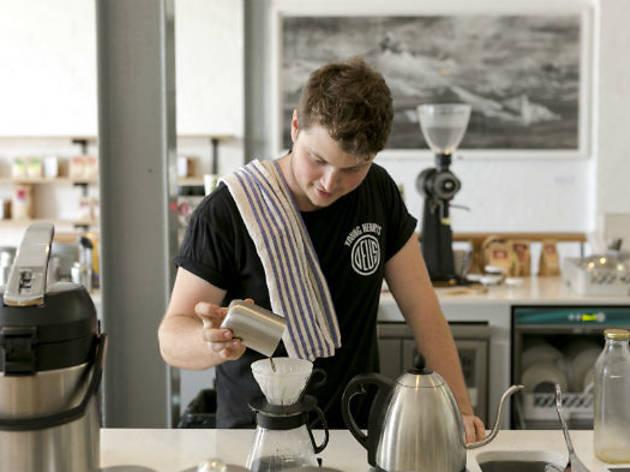 Sample Coffee Pro Shop