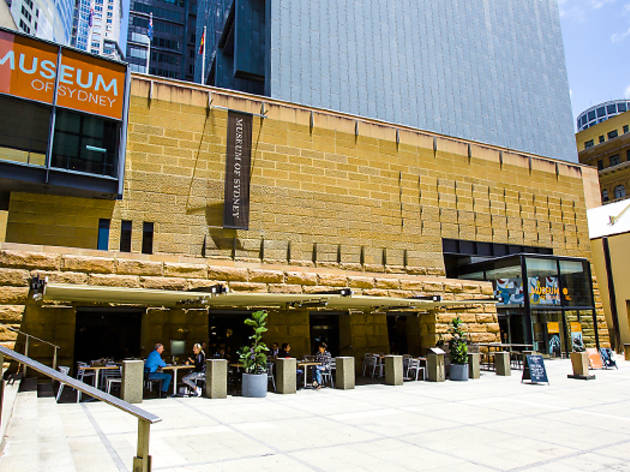 Visit the Museum of Sydney