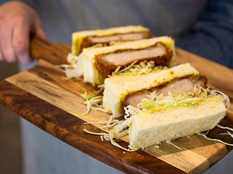 Pork katsu sandwich – Oratnek