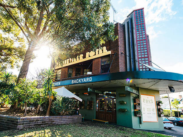 The Erskineville Hotel Exterior