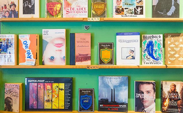 Desire Books & Records