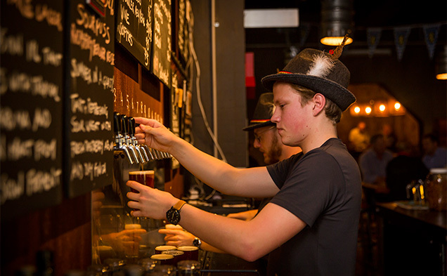 The best brewery bars in Sydney