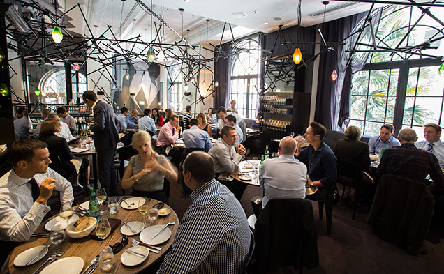 Bentley Restaurant and Bar