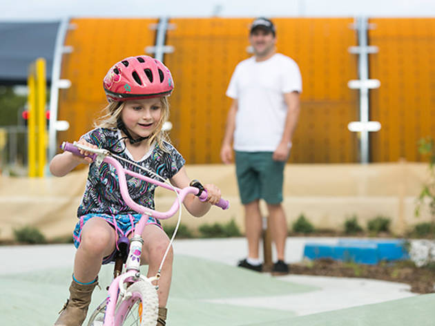 Sydney Park Kids Bike Track