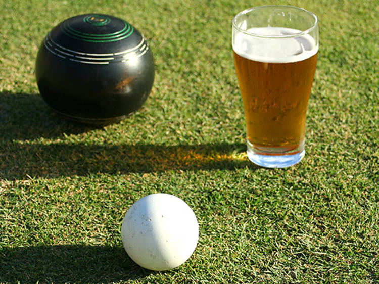 Petersham Bowling Club