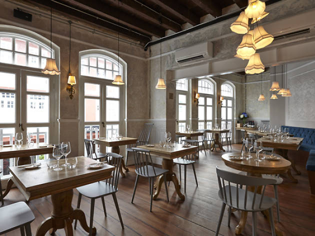 Valentine's Dinner at Oxwell & Co