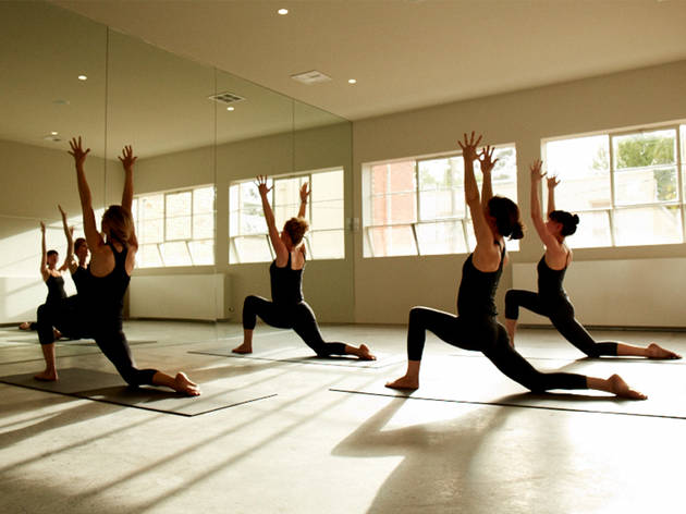 Where to try hot yoga in Melbourne