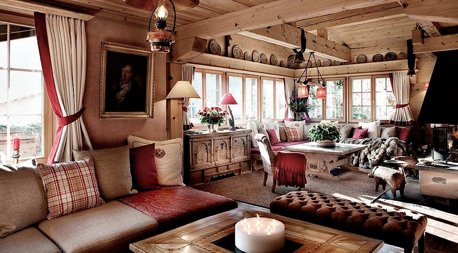 Ten most luxurious places to stay in Switzerland