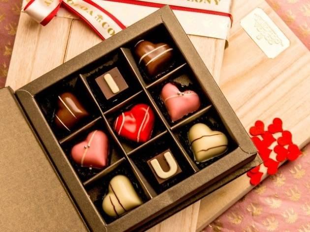 Cocoa Colony Valentines Box