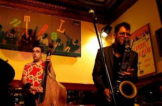 Sax Gordon & Lluís Coloma Trío