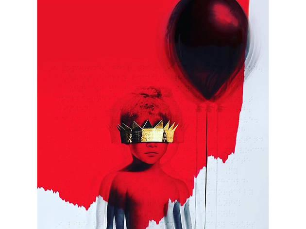 Rihanna – 'Anti'