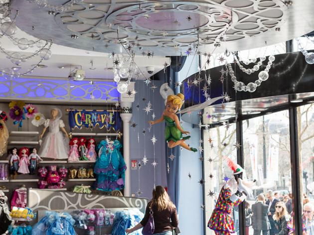 Carnaval Disney Store