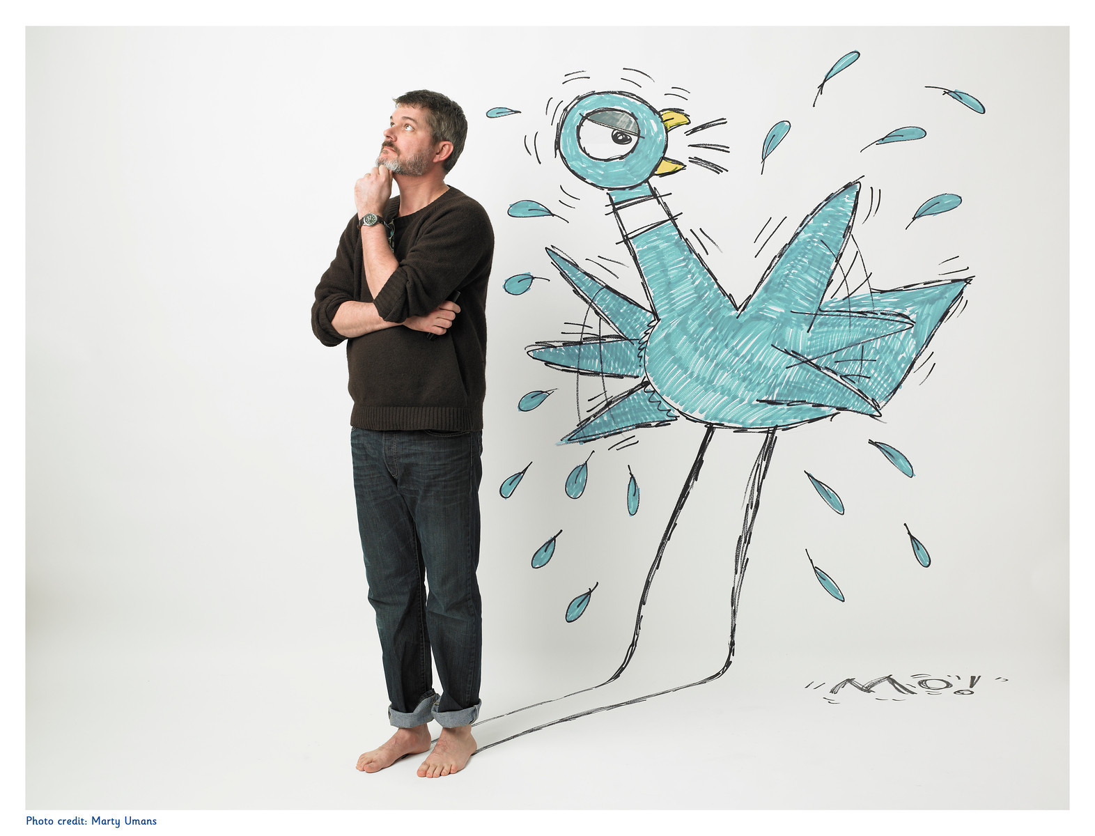 """The Art and Whimsy of Mo Willems"""