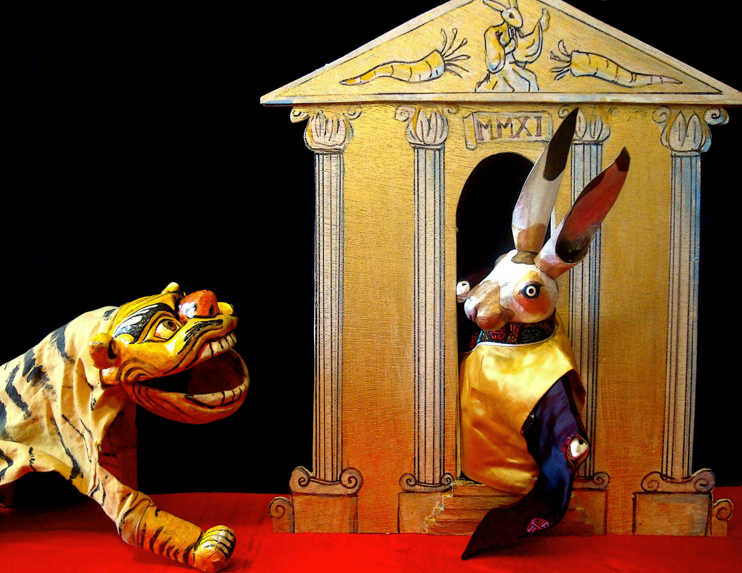 Chinese Theatre Works: Tiger Tales
