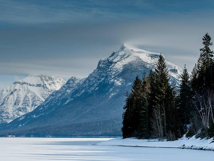 Montana: Hike Glacier National Park