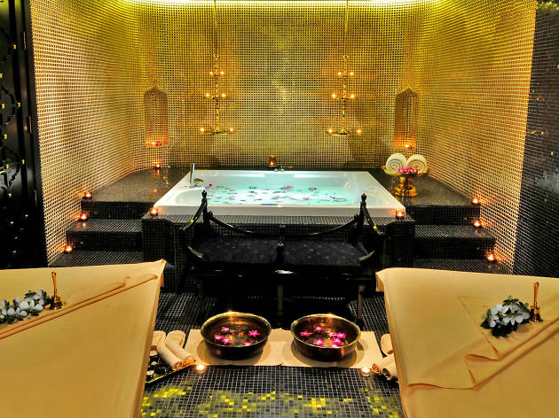 The organic spa