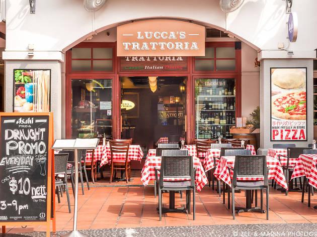Lucca's Trattoria