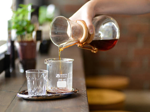 Chemex The Coffee Academics