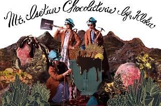 Mt. Isetan Chocolaterie by KLOKA