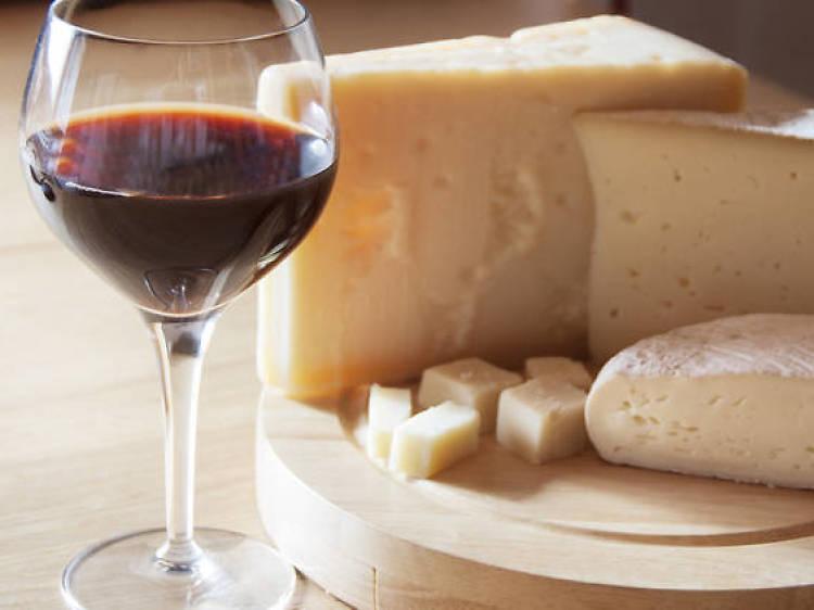 7 botigues per als bojos del formatge