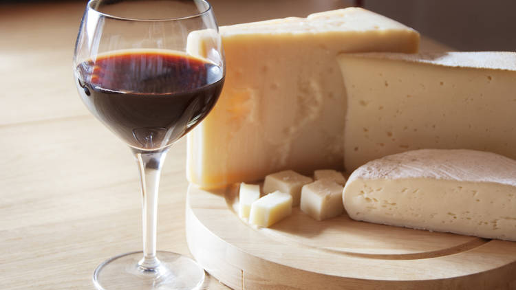 Barcelona & Wine