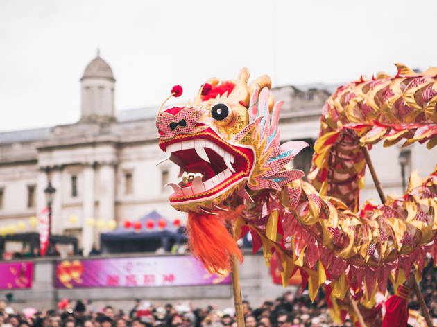 chinese new year in london - When Does The Chinese New Year Start