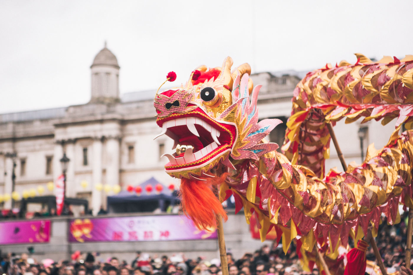 Chinese new year in london dazzling celebrations in 2018 for Chinese new years parade