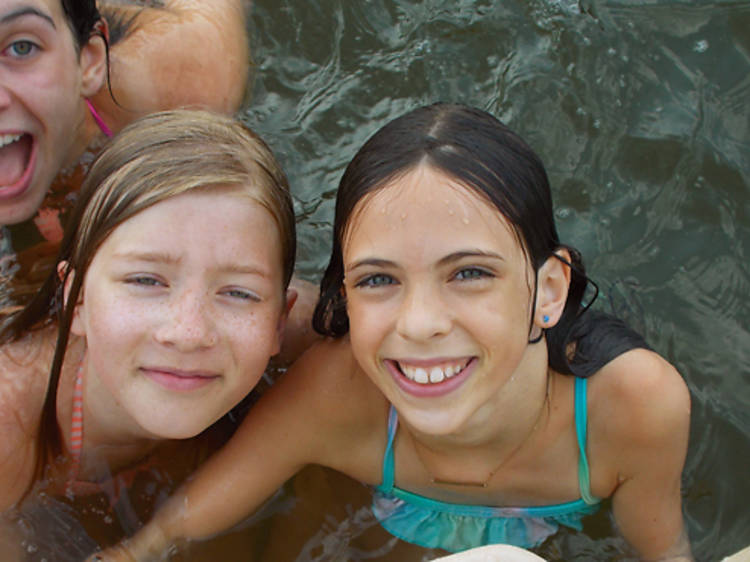 Family camps for NYC families