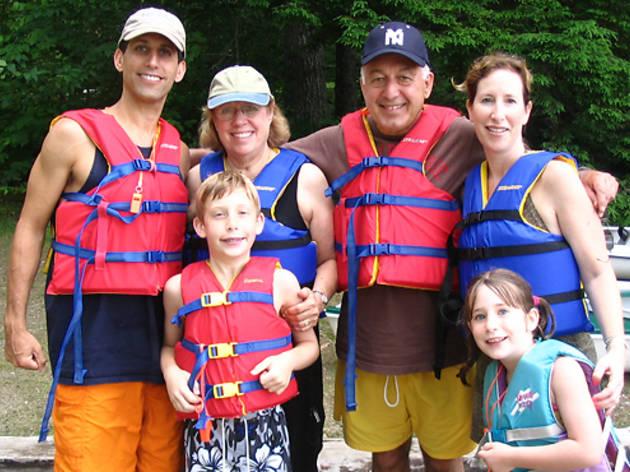 Club Getaway Family Camp