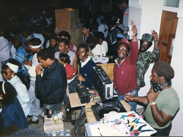The roots of UK soundsystem culture