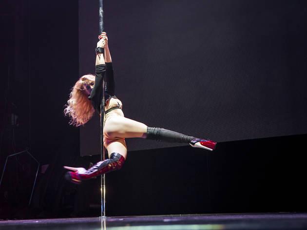 Pole Show LA 2016