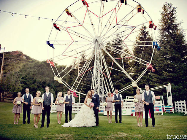 The best wedding venues in Los Angeles and beyond