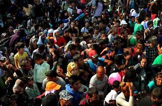 Grito por los refugiados