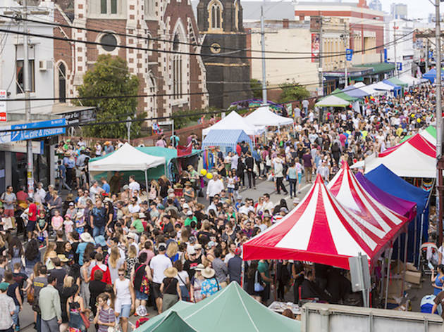 Sydney Road Street Party 2016
