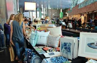 Little Sparrow Market: Federation Square