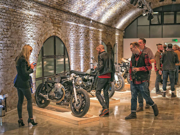 London Motorcycle Show >> Bike Shed Motorcycle Club | Restaurants in Shoreditch, London