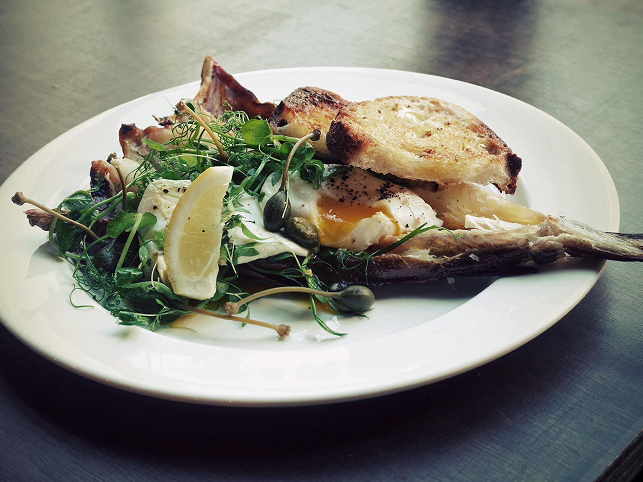 Bermondsey Yard Cafe