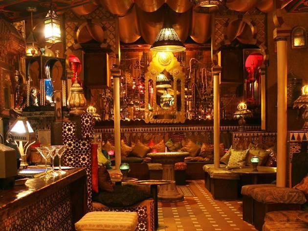 Salón de Té Al Yabal