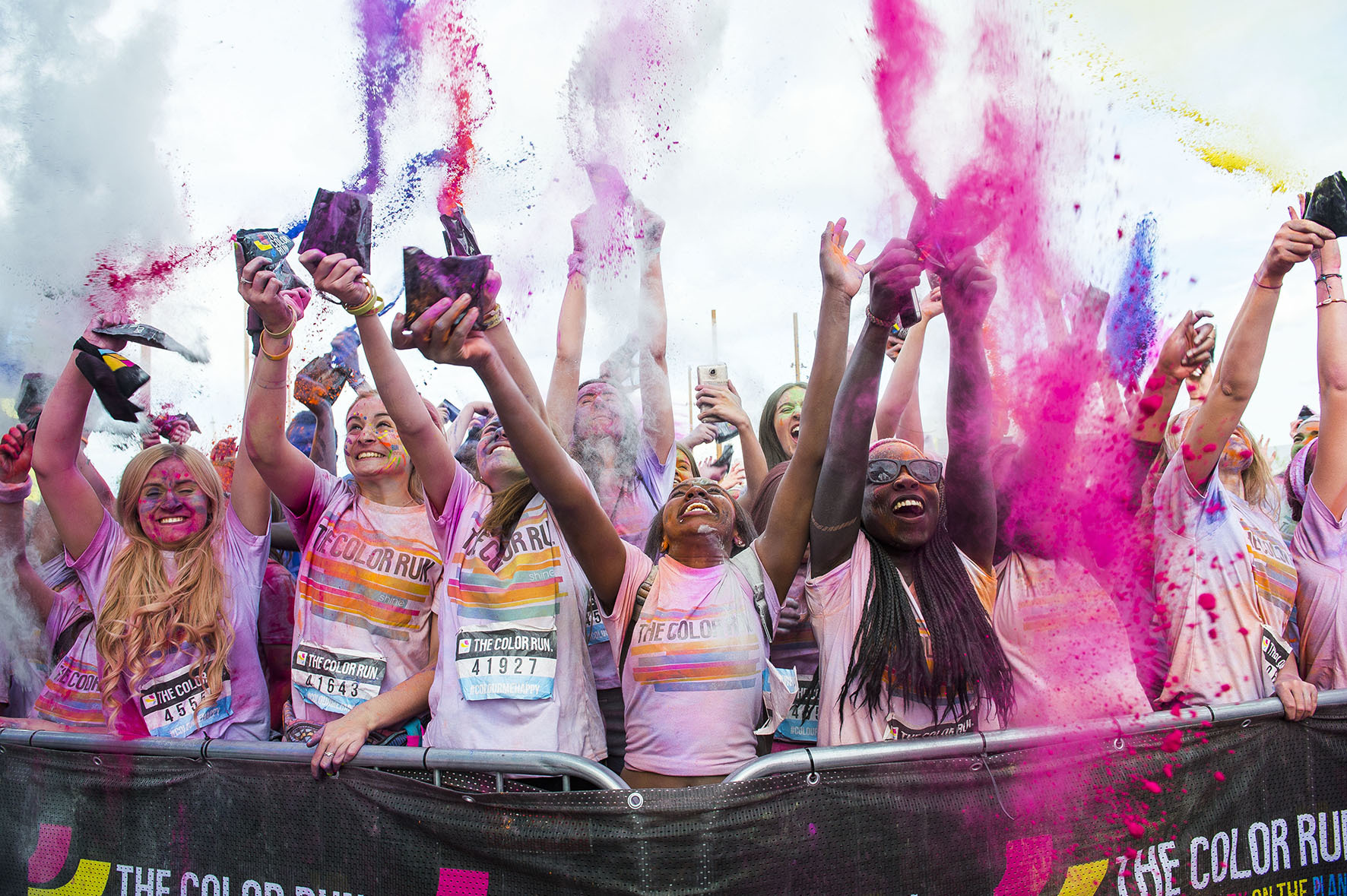 The Colour Run - London (for real). Big news...huge - Not Your ...