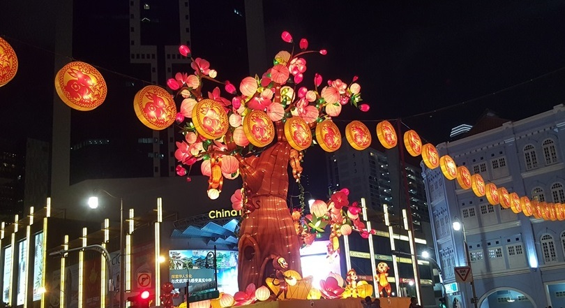Guide to Chinese New Year in Singapore