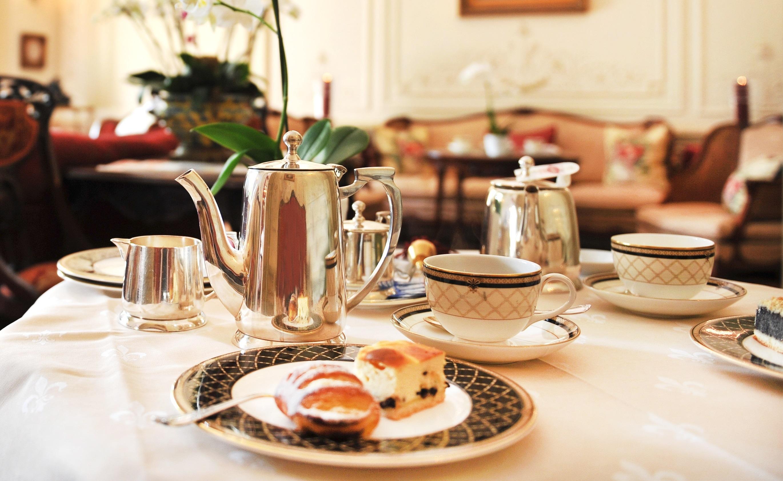 ¡La hora del té!