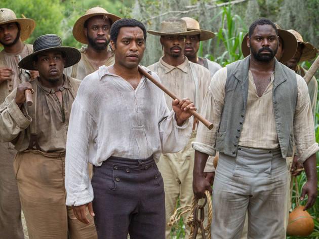Race and The Oscars: 12 years a slave