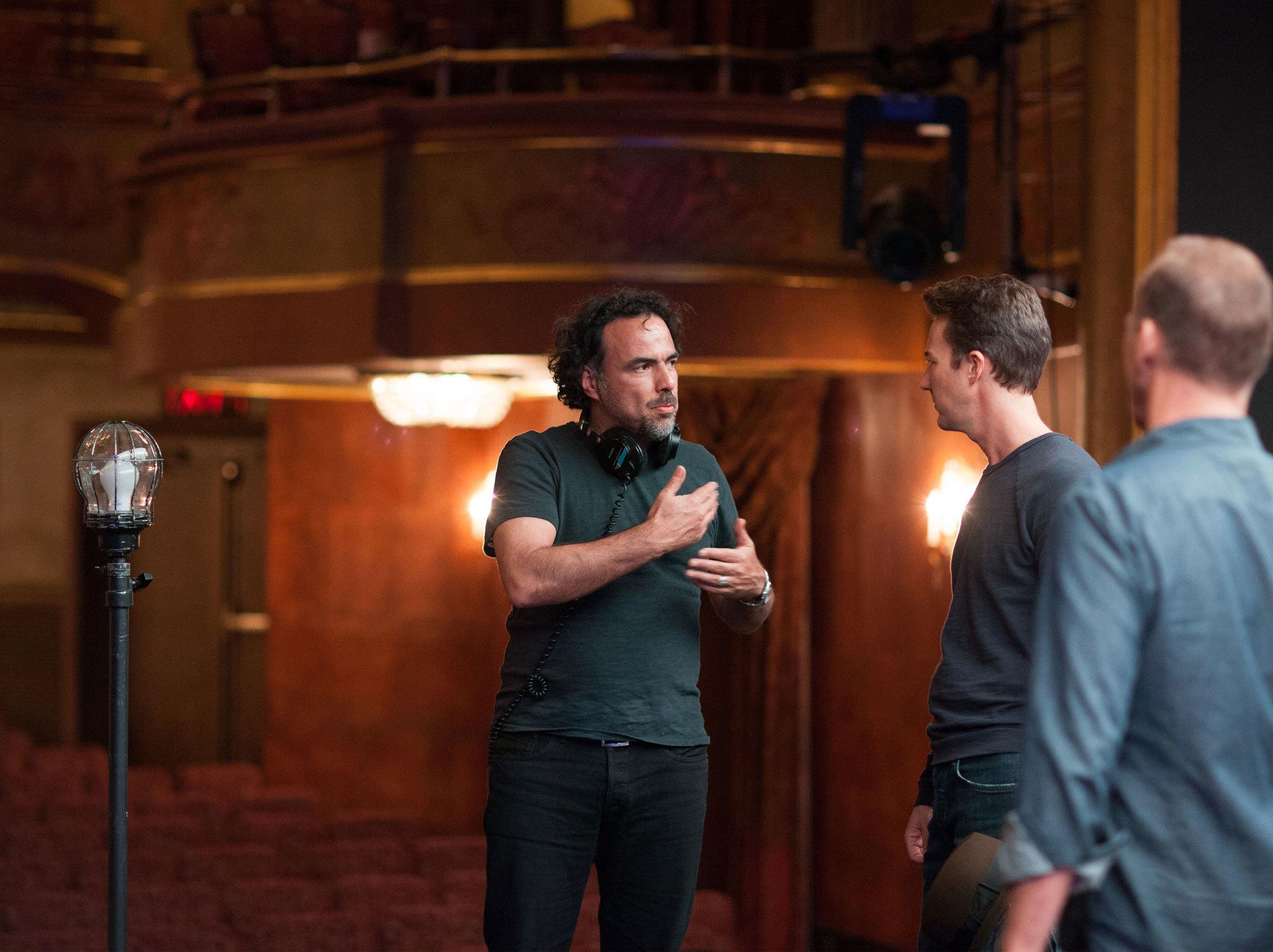 Race and The Oscars: Alejandro-González-Iñárritu