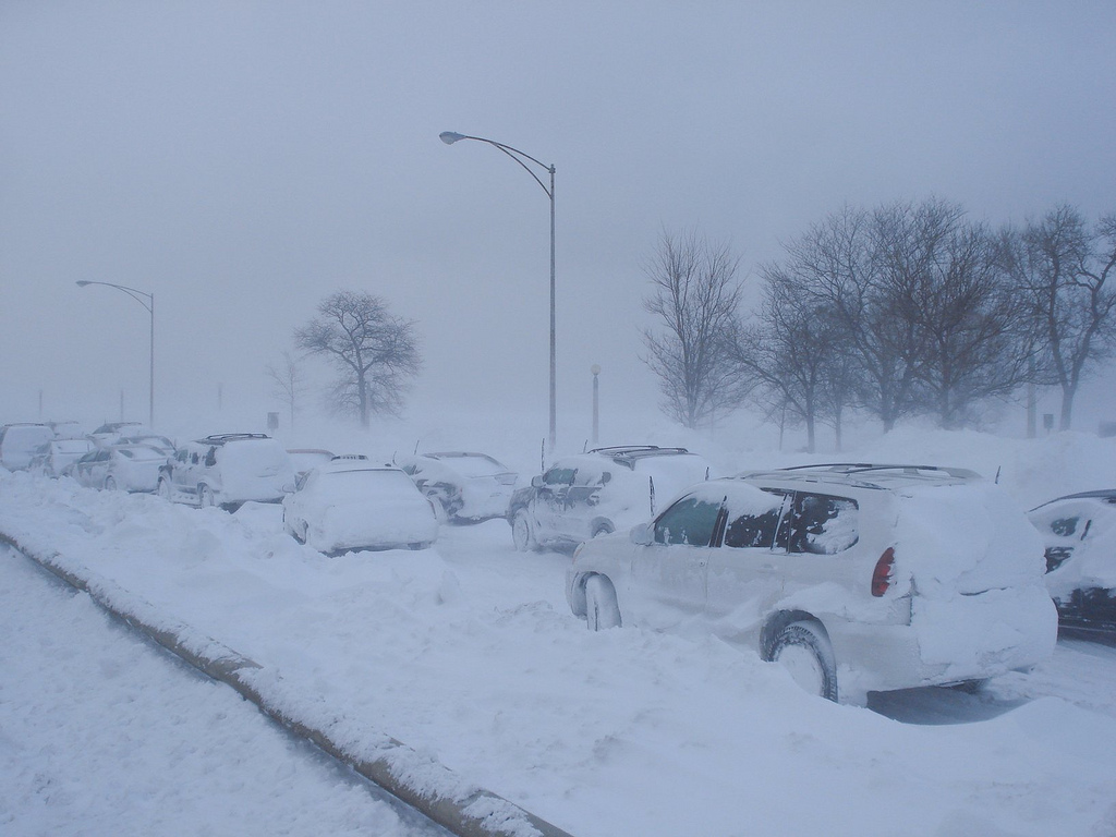 Five years ago, Chicago woke up to a post-snowpocalyptic world