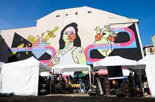 Mercado de la Buena Vida (©Elvira Megías Quirós)