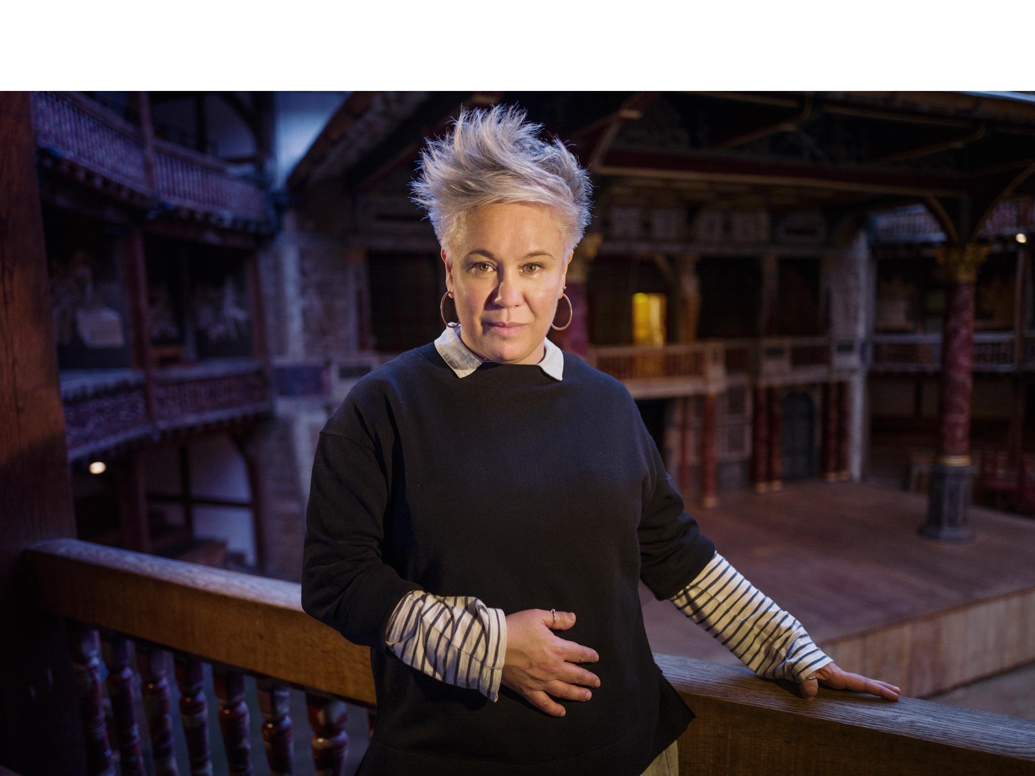 Shakespeare's Globe boss Emma Rice has announced a shock final season